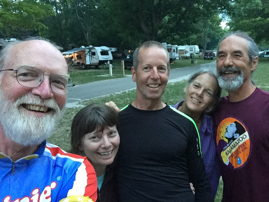 Dave, Wendy, Jim, Sue, Doug