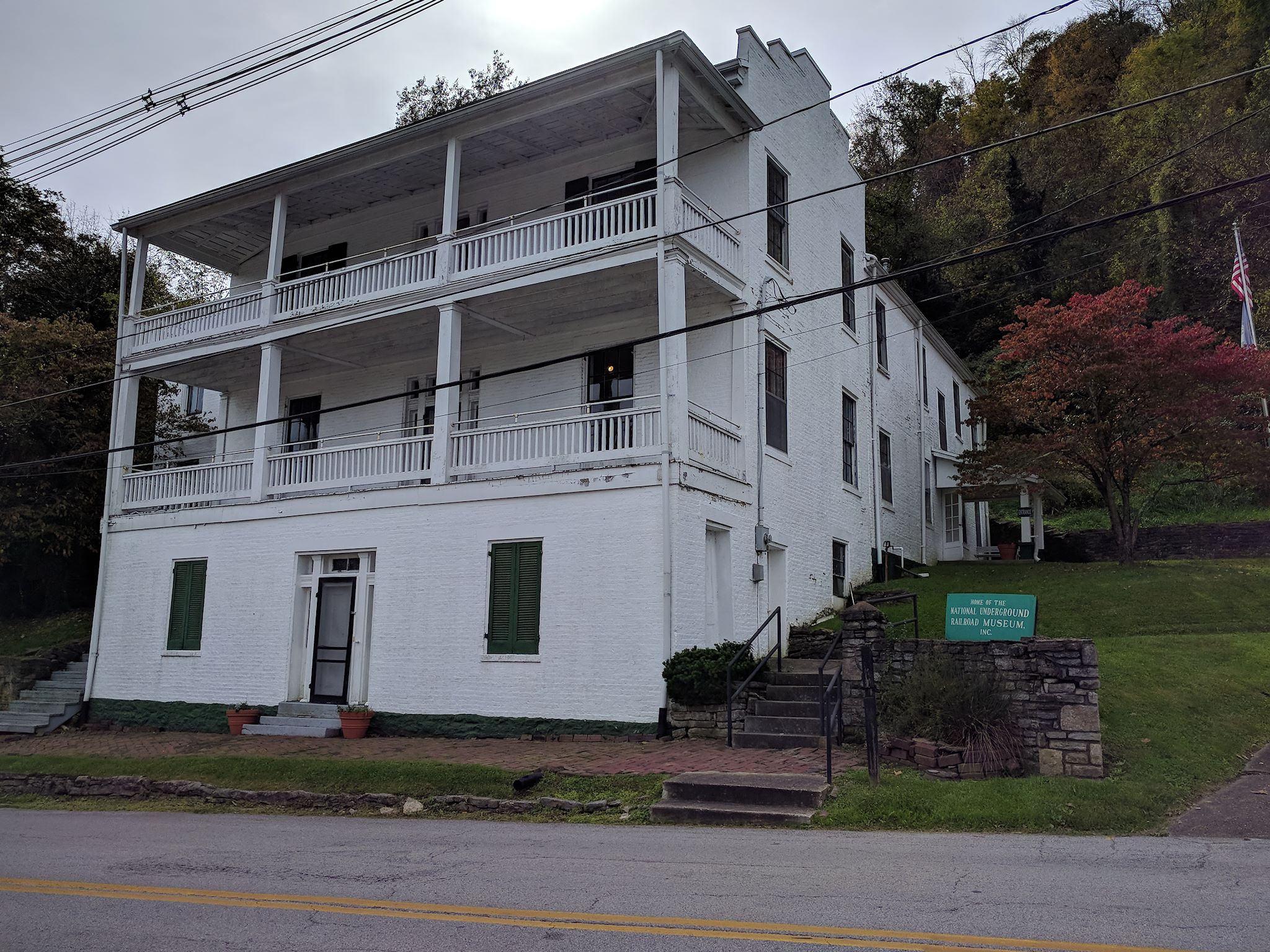 Underground Railroad Museum - Lee House